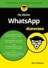 <b>Bert  Verdonck</b>,De kleine WhatsApp voor dummies