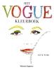 <b>Iain R.  Webb</b>,Het Vogue kleurboek