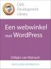 Dirkjan van Ittersum,CMS Development Library: Een webwinkel met WordPress