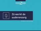 <b>Kees  Kraaijeveld, Kees  Wessels</b>,Zo werkt de ouderenzorg