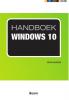 <b>Anton  Jacobsen</b>,Handboek Handboek Windows 10