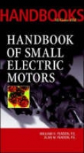 Yeadon, William H. Handbook of Small Electric Motors