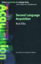 Ellis, Rod Second Language Acquisition