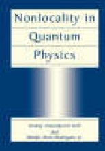 Andrey Anatoljevich Grib,   W.A. Rodrigues Nonlocality in Quantum Physics