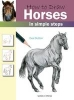 Dutton, Eva,How to Draw Horses