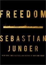 Sebastian Junger , Freedom