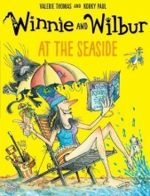 Thomas, Valerie Winnie and Wilbur at the Seaside