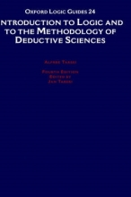Alfred Tarski Introduction to Logic and to the Methodology of Deductive Sciences