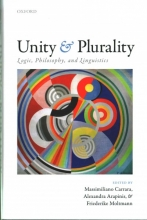 Carrara, Massimiliano Unity and Plurality