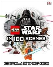 DK LEGO (R) Star Wars in 100 Scenes