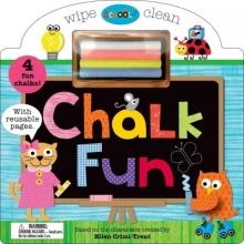 Crimi-Trent, Ellen Chalk Fun [With 4 Chalks]