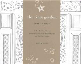 Song, Daria The Time Garden Note Cards