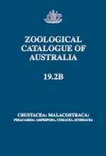 J.K. Lowry Zoological Catalogue of Australia Volume 19.2b
