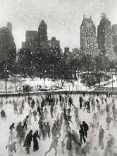 Edward Pfizenmaier Wollman Rink Central Park Full Note