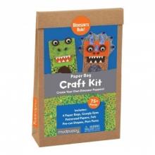 Dinosaurs Roar! Paper Bag Craft Kit