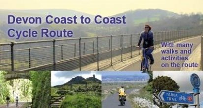 van der Horst, Eric Devon Coast to Coast Cycle Route
