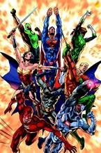 Hitch, Bryan Justice League 3