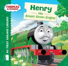 Thomas & Friends: My First Railway Library: Henry the Smart