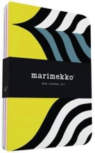 Marimekko Marimekko Mini Journal Set