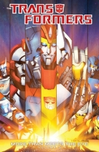 Roberts, James Transformers: More Than Meets the Eye 3