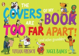 French, Vivian Covers Of My Book Are Too Far Apart