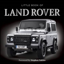 Charlotte Morgan Little Book of the Land Rover