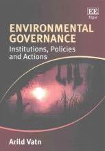 Vatn, Arild Environmental Governance