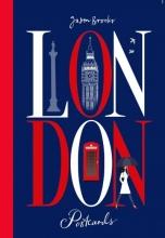 Brooks, Jason London Postcards