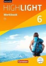 Berwick, Gwen,   Thorne, Sydney English G Highlight Band 6: 10. Schuljahr - Hauptschule - Workbook mit Audios online