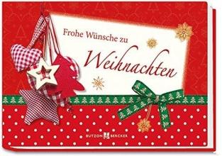 Frohe Wünsche zu Weihnachten