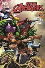 Ewing, Al New Avengers 01 (2. Serie) - Helden auf Bewährung
