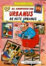 Willy  Linthout De avonturen van Urbanus De hete Urbanus 50