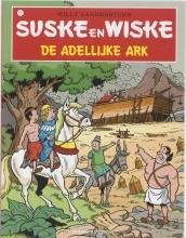 Willy  Vandersteen Suske en Wiske 177 De adelijke ark