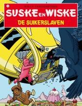 Willy  Vandersteen Suske en Wiske 318 De suikerslaven