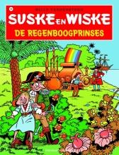 Willy  Vandersteen Suske en Wiske 184 De regenboogprinses