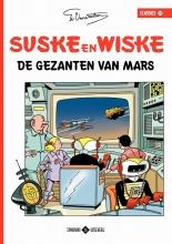 Willy  Vandersteen De gezanten van Mars