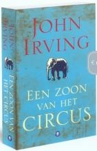 John  Irving Een zoon van het circus