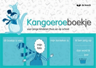 Kangoeroeboekje (set van 5 Ex