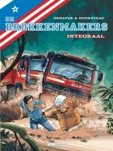 Christian,Denayer/ Duchateau Brokkenmakers Integraal Hc05