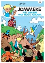 Nys Jef, Jommeke 057