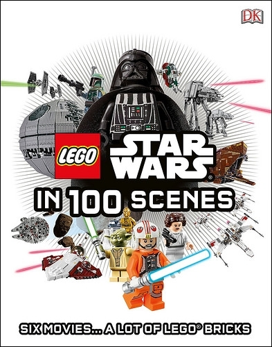 dorling kindersley,DK: LEGO (R) Star Wars in 100 Scenes