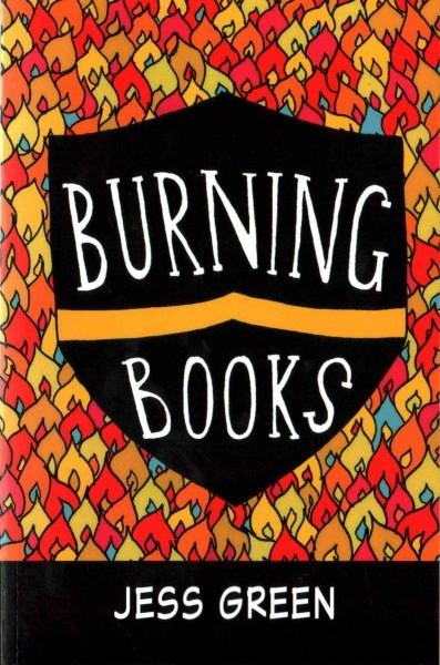 Jess Green,Burning Books