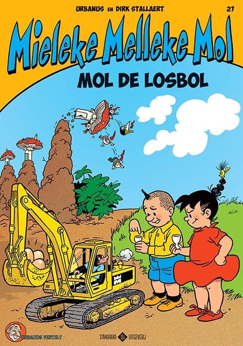 Urbanus, Dirk Stallaert,Mol de Losbos