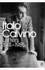 Italo Calvino, ,Letters 1941-1985