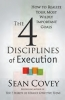 Covey, Sean, 4 Disciplines of Execution