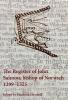 Elizabeth Gemmill, The Register of John Salmon, bishop of Norwich, 1299-1325