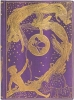 ,<b>Paperblanks notitieboek midi lijn violet fairy</b>