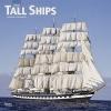 , Tall Ships - Segelschiffe 2020 - 18-Monatskalender