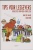 Hans de Waard, Tips voor lesgevers