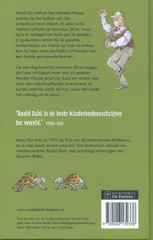 Roald Dahl,Ieorg Idur